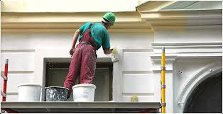 industrial commercial exterior painting services
